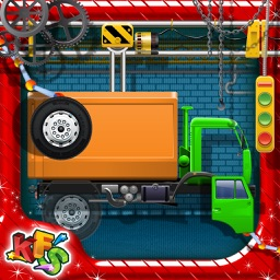 Truck Factory - Super cool vehicle maker simulator game for crazy mechanics