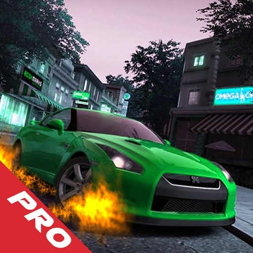 Car Highway Traffic Explosive PRO - A Fiery Race