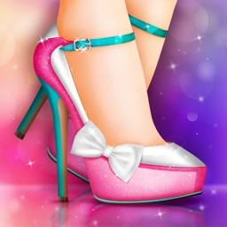 Shoe Maker Games for Girls: Fashion Design Stylist