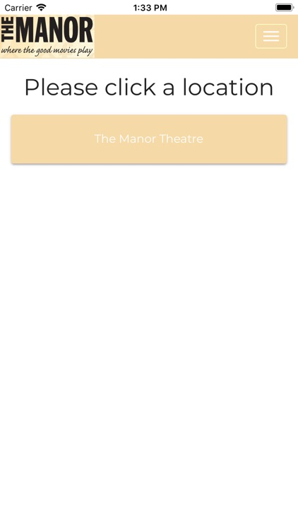 The Manor Theater by Retriever Software Inc