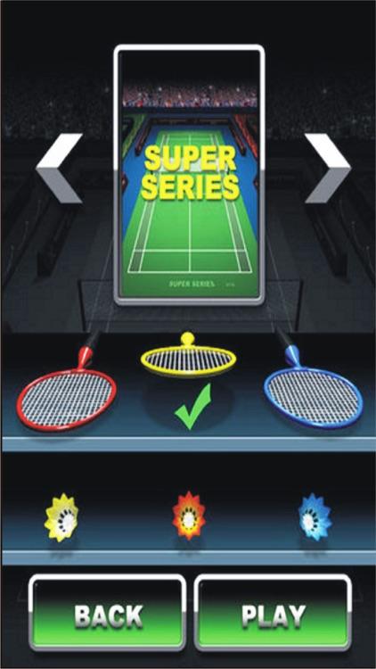 Badminton Super Smash Challenges