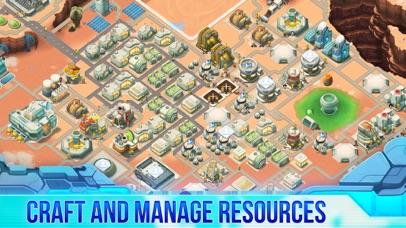 Lunar Battle screenshot 4