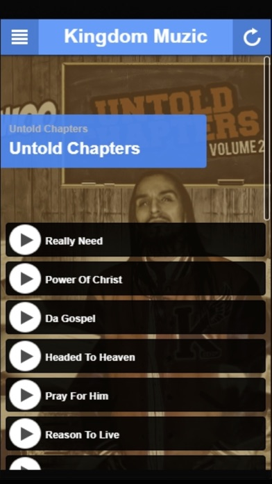 Kingdom Muzic app image