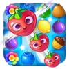 Crazy Fruit Crush Legend 2016:Fun Free Matching Puzzle Game!