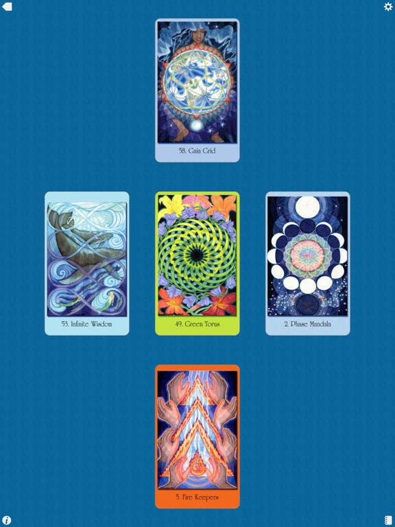 Sacred Geometry Cards for the Visionary Path-ipad-4