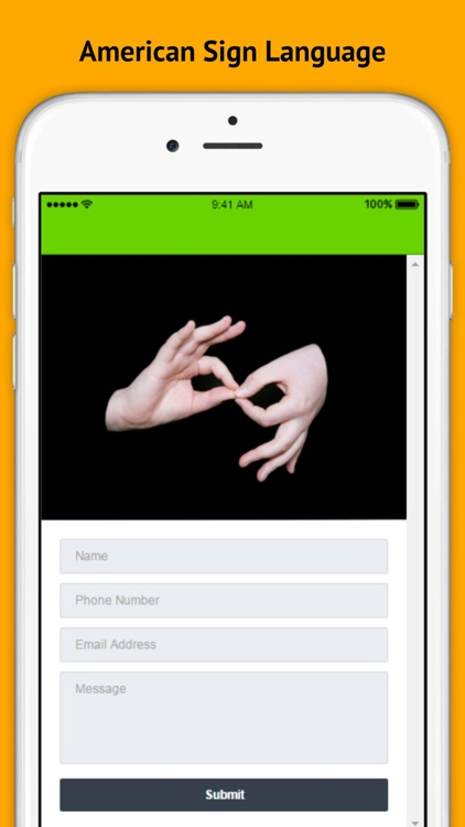 American Sign Language Bible screenshot-3