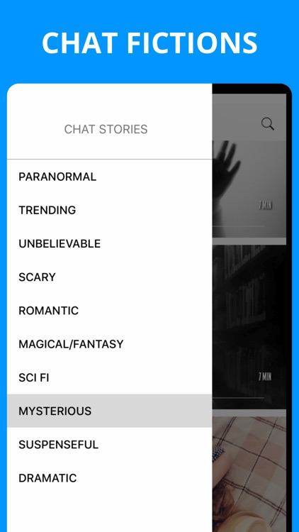 Chat Read : Scary Text Stories
