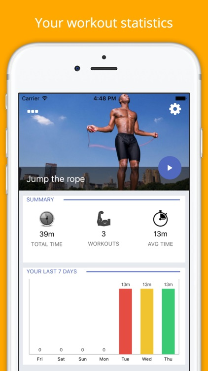 Jump the Rope Workout Challenge PRO - Cardio