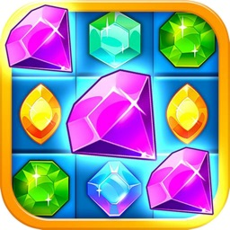 Jewel Splash - Puzzle Jewels Mania
