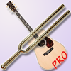 i Diapason Pro / i Guitar Pro - Tune your instrument by ear with a tuning fork or a guitar