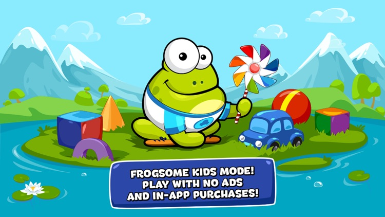 Tap the Frog Faster screenshot-4