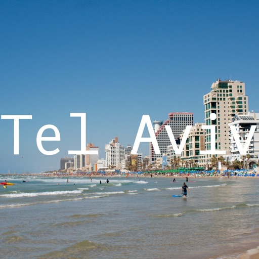 hiTelaviv: Offline Map of Tel Aviv