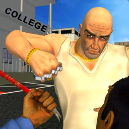 City High School Real Gangster Life 3D Game