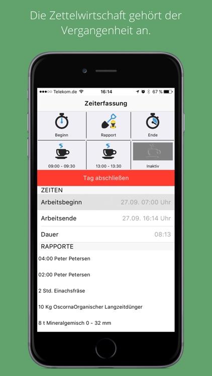 Rita Bosse Zeiterfassung screenshot-4