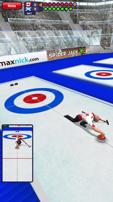 Curling3Dのおすすめ画像2