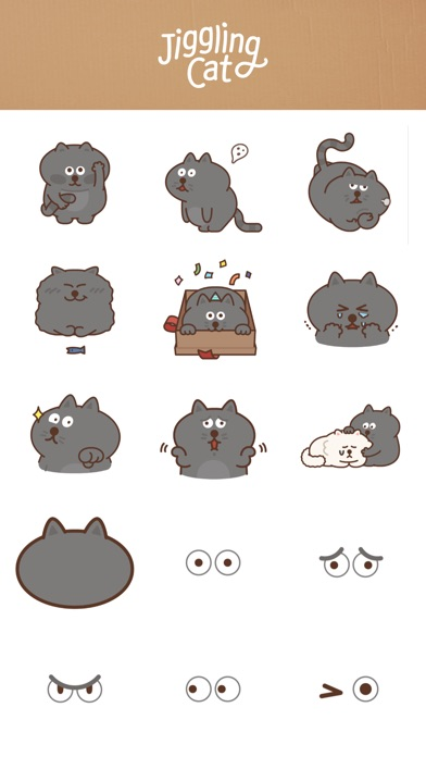 Jiggling Catのおすすめ画像3