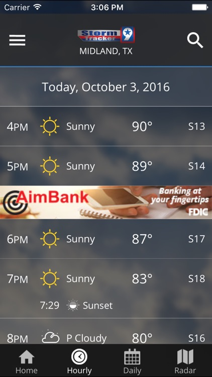 NewsWest 9 - Stormtracker 9 Weather screenshot-3