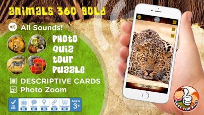 Screenshot Animals 360 Gold