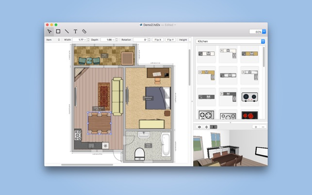 House design pro on the mac app store for Home design app for mac