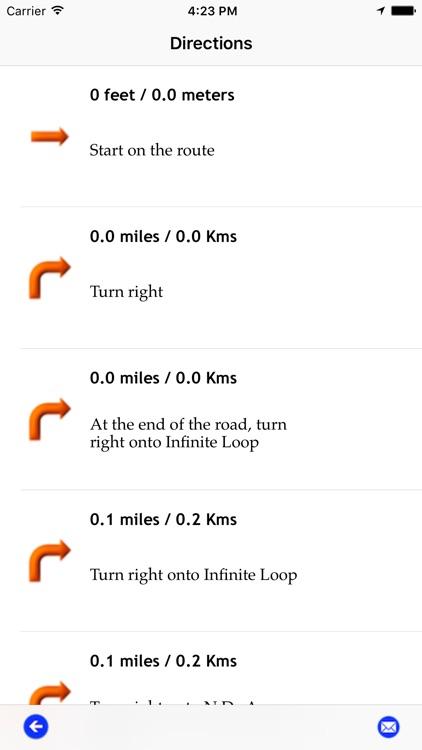 Compass Speedometer Maps screenshot-4