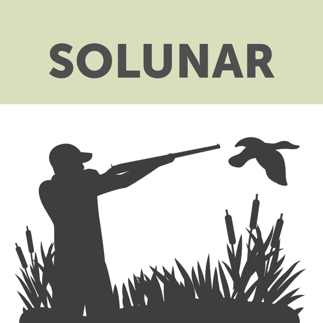 solunar hunting fishing times on the app store