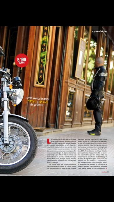 Motos RevistaScreenshot of 3