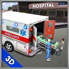 Activities of Ambulance Rescue Driver 2017 - Emergency Simulator