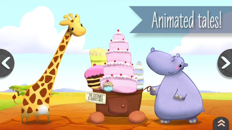 Camelia the giraffe Book! screenshot-3