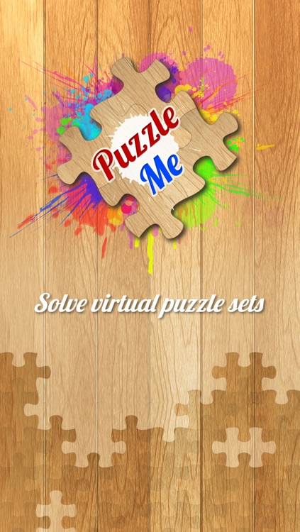 Puzzle Me !!! screenshot-0