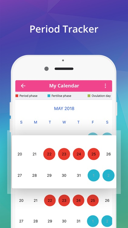 Ovulation Tracker & Fertility screenshot-2