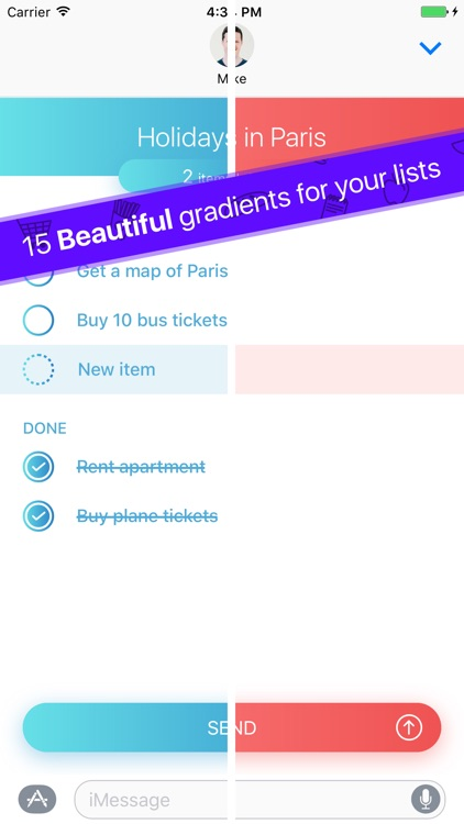 Do With Me - To-Do Lists With Your Friends screenshot-3