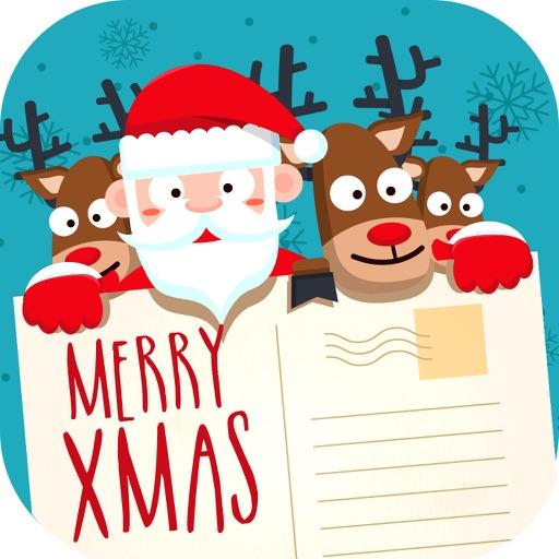 Christmas Invitations Pro – Merry Xmas Cards Maker iOS App
