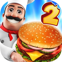 Food Court Hamburger Fever 2: Burger Cooking Chef