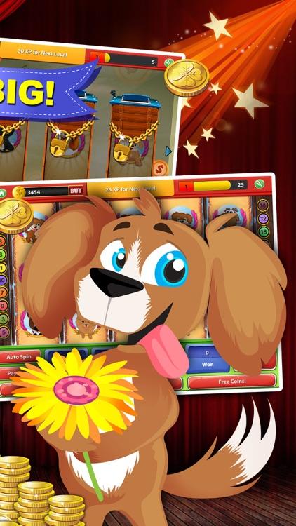 Furry Fortune Pets Slots Gold Wild Animals Casino