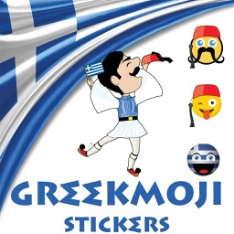 GreekMoji Stickers