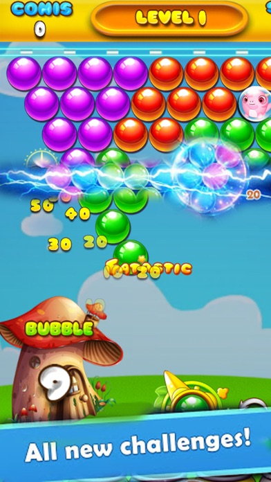 Bubble Wonders - Pop Bubbles screenshot two