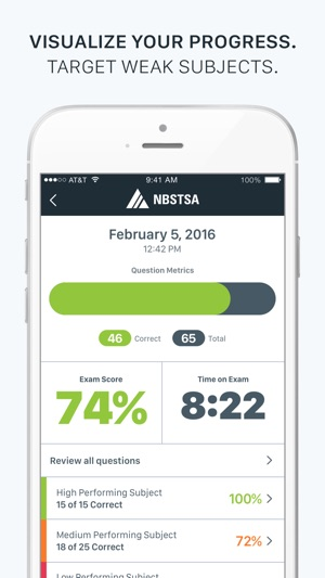 Official NBSTSA CST Exam Prep on the App Store