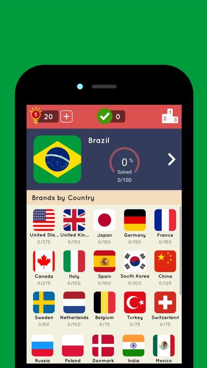 Logo Quiz World screenshot-3