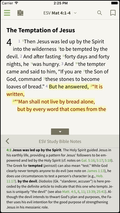 Bible by Olive Tree screenshot-4