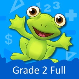 Second Grade Splash Math Common Core Learning Game