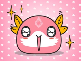 Tedmi launch a new sticker pack and she is called ChiChi Birdie Cute