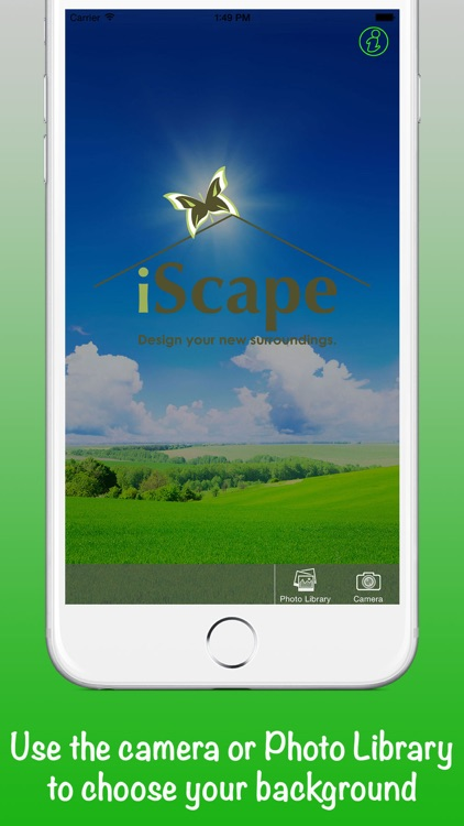 iScape Lite Landscape Designs screenshot-1