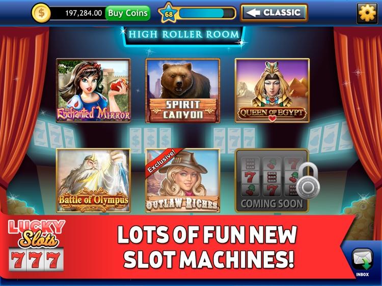 Lucky Slots HD: Vegas Casino