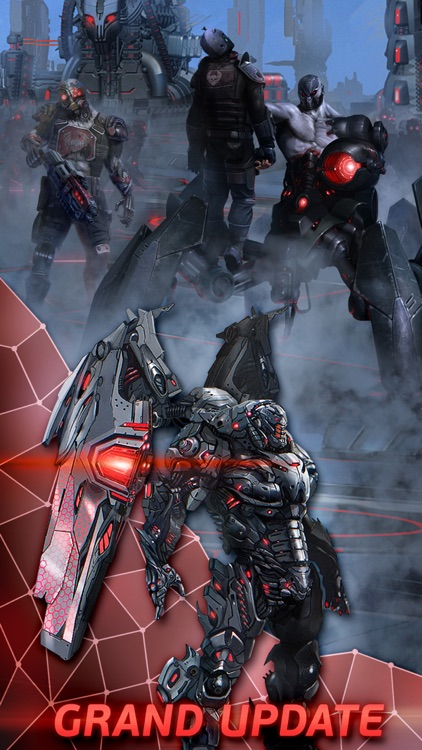 Evolution: Battle for Utopia – Sci-fi RPG in Space screenshot-0