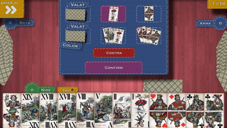 Tarot - Single and Multiplayer screenshot-3