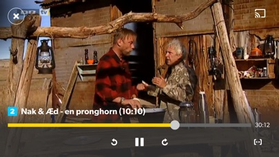 Screenshot for DRTV in Denmark App Store