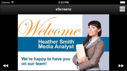 eScreenz screenshot two