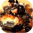 Sniper 3d Jungle Warrior Shooter -Frontline Desert Fury Free icon