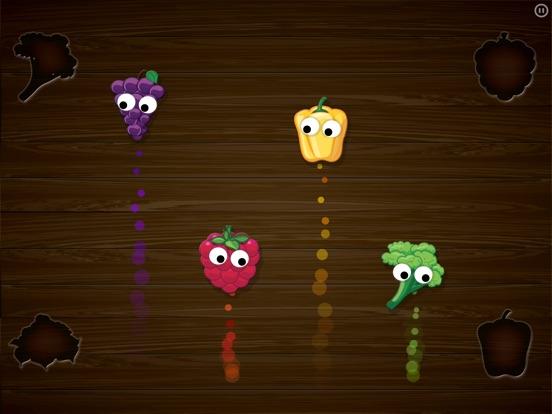 Скачать игру Еда, фрукты и овощи для детей: обучающие пазлы и развивающие игры для малышей