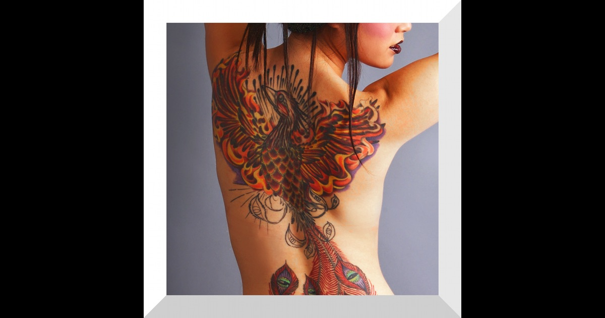 tattoo designs tattoos by artists wallpapers on the app store. Black Bedroom Furniture Sets. Home Design Ideas